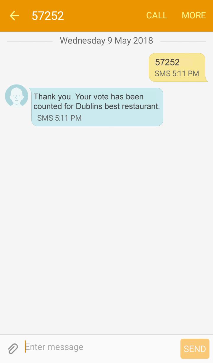 Premium SMS Billing, Blackdog Communications, Dublin